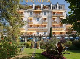 Hotel Victoria Glion, hotel in Montreux