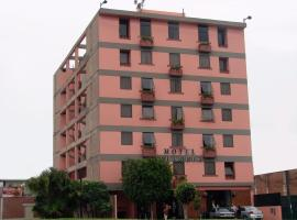 Hotel Melodia, hotel in San Miguel, Lima