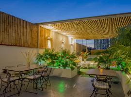 Elegancia Suites Habana, отель в городе Гавана