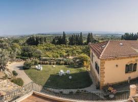 Villa La Lumia B&B Suites & Apartments, hotel pet friendly a Agrigento