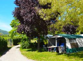 Camping Les Trois Chateaux, campground in Eguisheim