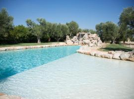 Masseria Le Lamie, farm stay in Villa Castelli