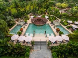 The Royal Corin Thermal Water Spa & Resort, hotel perto de Termalitas del Arenal, La Fortuna