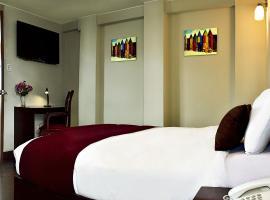 Hoteles Riviera Mansion, hôtel à Arequipa