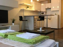 Arany Janos Apartman, Ferienwohnung in Budapest