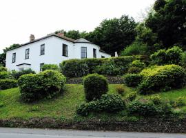 Laston House, hotel near Watermouth Castle, Ilfracombe