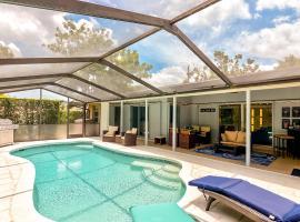 Magnolia Breeze, villa in Sarasota