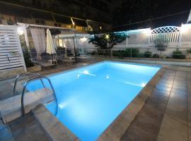 Hotel Mallas, hôtel à Nea Kallikratia