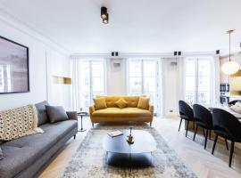 HighStay - Louvre / Saint Honoré Serviced Apartments, apartment in Paris