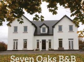 Seven Oaks B&B, B&B in Ballyhaunis