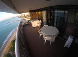 Landscape, hotel near Abolition Palace, Fortaleza