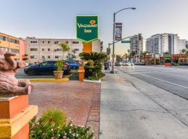 Vagabond Inn Long Beach, hotel in Long Beach