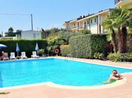 Hotel Fornaci, hotell i Peschiera del Garda