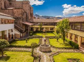 Hotel Monasterio San Pedro, hotel in Cusco