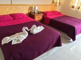 Hotel Becan, hotel in Xpujil