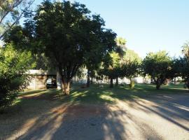 Heritage Caravan Park, hotel in Alice Springs