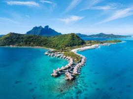 Viesnīca Conrad Bora Bora Nui Boraborā