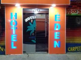 Hotel Eden, hotel in Mauá