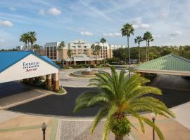 SpringHill Suites by Marriott Orlando Lake Buena Vista in Marriott Village, hotel near Orlando Vineland Premium Outlets, Orlando