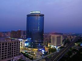 Hampton by Hilton Zhongshan Nanlang, hotel in Zhongshan