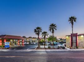 Best Western Desert Villa Inn, motel in Barstow
