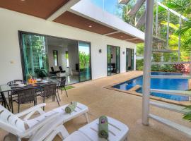 Modern 3br Boutique Pool Villa by Intira Villas, villa in Rawai Beach