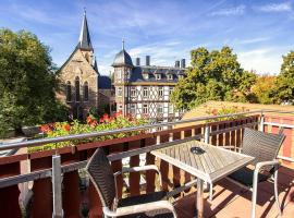 Altwernigeröder Apparthotel, hotel a Wernigerode