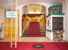 Stadthotel zur goldenen Krone, hotel in Weiz