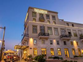 Ξενοδοχείο Διογένης, ξενοδοχείο στην Ερμούπολη