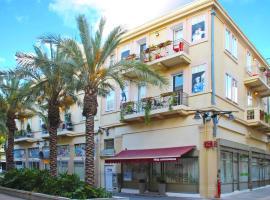 1926 Designed ApartHotel, hotel near Haifa Airport - HFA,
