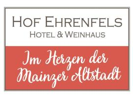 Hof Ehrenfels, hotel in Mainz