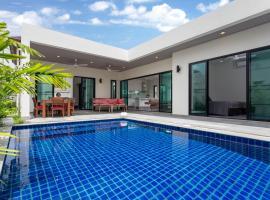 Large 3br Boutique Villa with big Pool by Intira Villas, villa in Rawai Beach