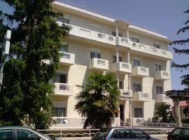 Hôtel La Pergola、アメリー・レ・バン・パラルダのホテル