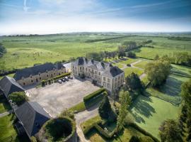 Chateau de Quinéville, hôtel à Quinéville