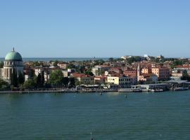 Hotel Giardinetto Venezia, hotel en Lido de Venecia