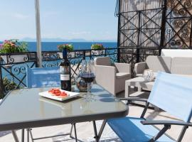 Quasi in Porto Rooms, beach hotel in Castellabate