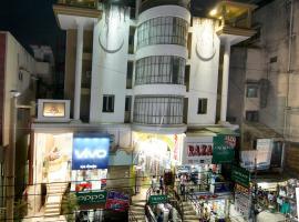 Hotel Amrta, hotel near Dr. Babasaheb Ambedkar International Airport - NAG, Nagpur