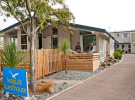 Seagulls Guesthouse, hotel in Mount Maunganui