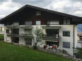 Studio Brisiblick, hotel in Flumserberg