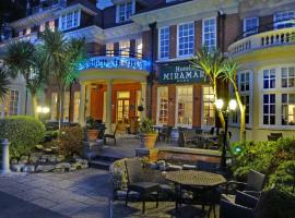 Hotel Miramar, hotel in Bournemouth