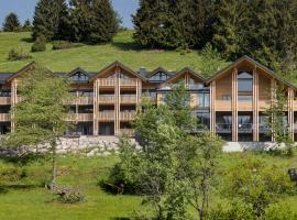 Black Forest Lodge, apartment in Feldberg