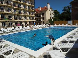 Гостиница «Прометей 3», отель в Дивноморском
