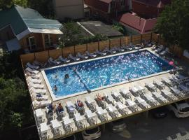 Prometey 1 Hotel, hotel in Divnomorskoye