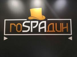 """Отель """"ГоSPAдин"""", отель в Чебоксарах"""