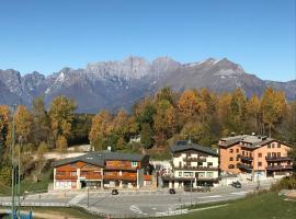 Albergo Ristorante Slalom, hotel in Belluno