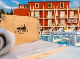 Hotel Speranza, hotel in Bardolino