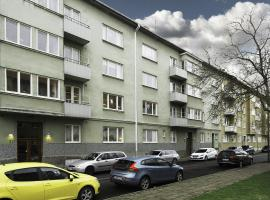 1 room apartment centrally located in Slottstaden in Malmö, apartment in Malmö