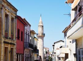 Minaret's View ζηστε στην αυρα της παλιας πολης, appartamento a Chania