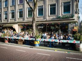 Hotel Bazar, hotel near Erasmus Bridge, Rotterdam