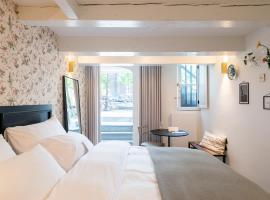 Milkhouse Luxury Stay Amsterdam, holiday rental in Amsterdam